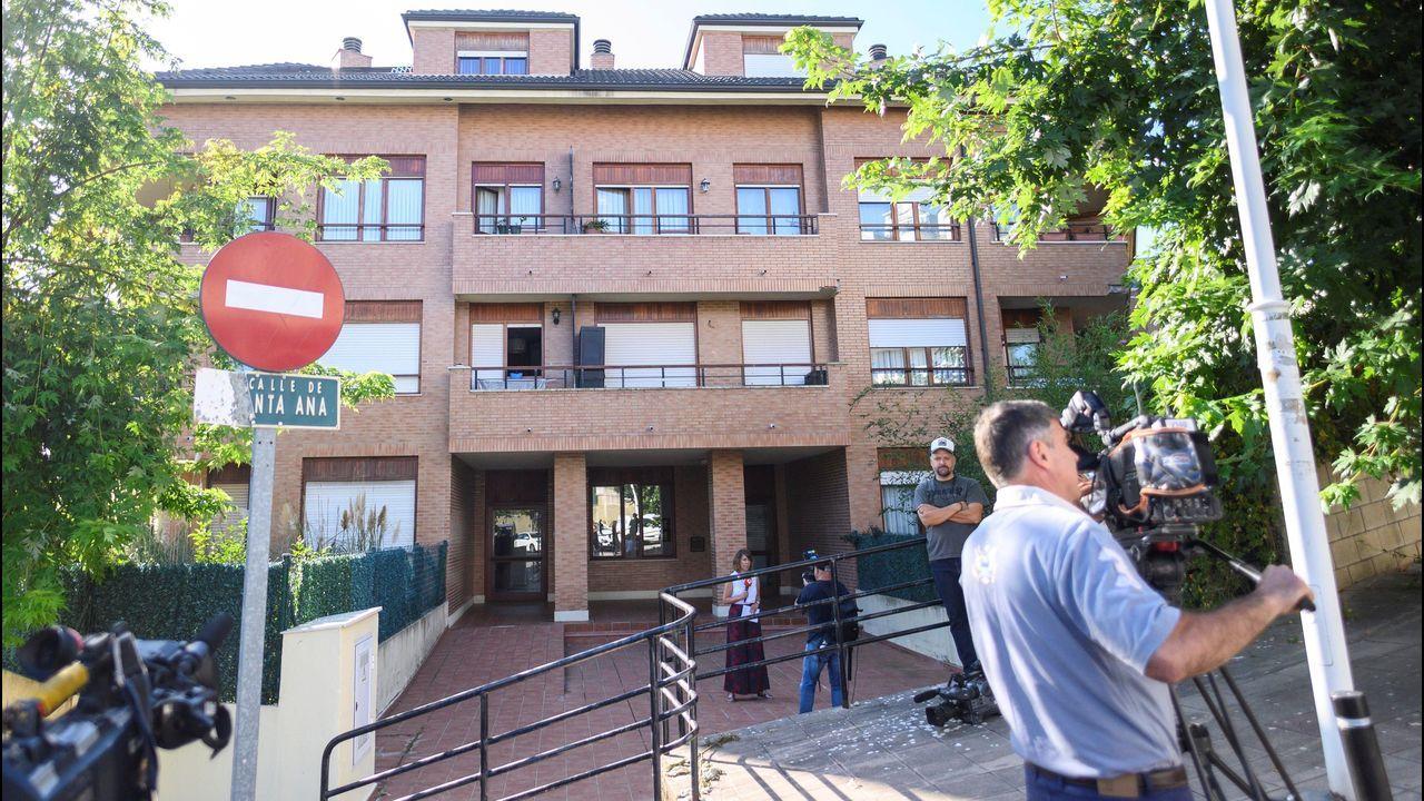 Una mujer ha sido detenida por su posible relación con el cráneo encontrado dentro de una caja en Castro Urdiales