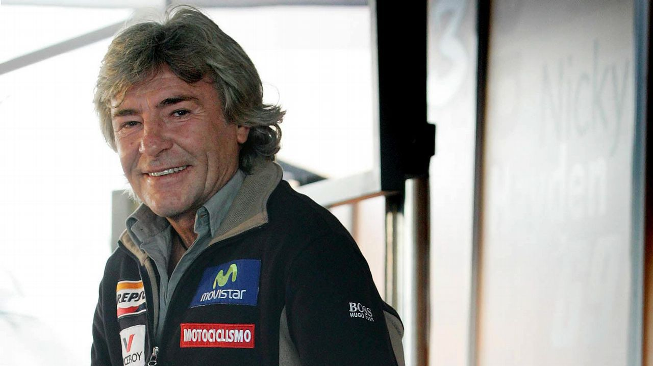 La caída de Jorge Prado.Rodrigo Germade, oro y plata en el último mundial, a su llegada a Racice