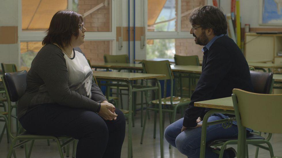 Mariano Rajoy: «Yo a usted no le garantizo nada, salvo que el domingo no habré dimitido»