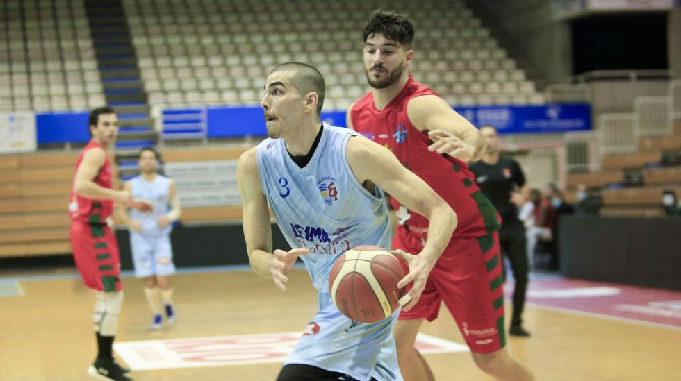 Las imágenes del Calvo Xiria-Porriño.TAMARA ABALDE | Campeona de Europa de Baloncesto