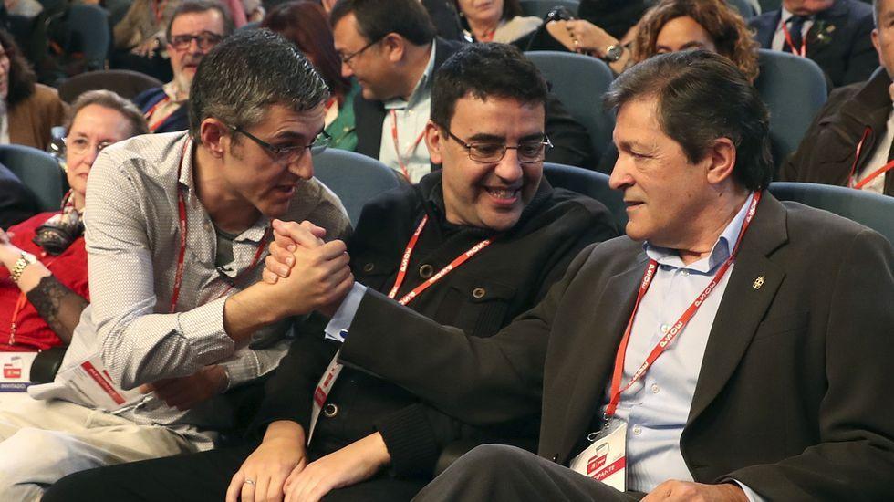 Choque de trenes en el PSOE