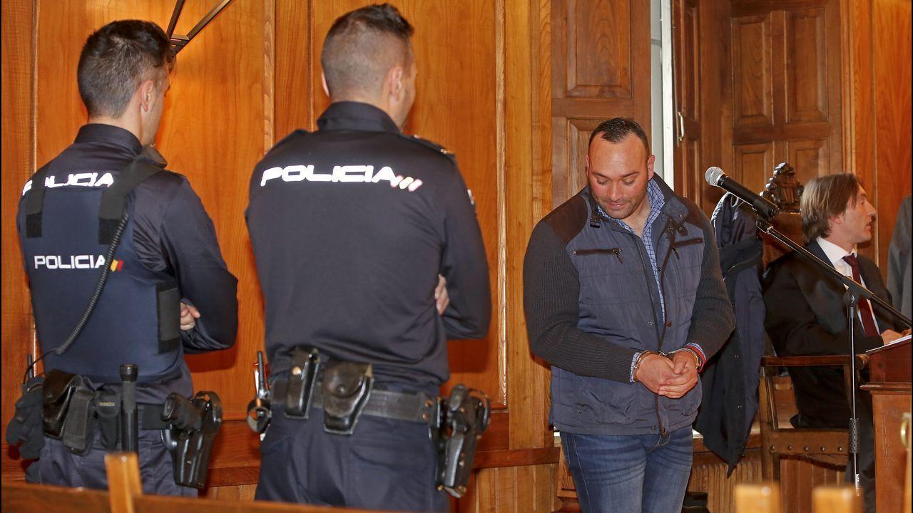Monólogo de Buenfuente sobre el «procés».Castro, en una imagen tomada el día de su entrada en la Real Academia Galega de Xurisprudencia en el 2012
