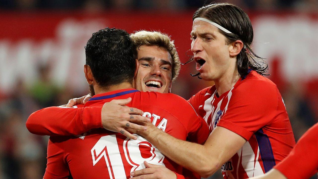 Iago Aspas valora su séptima convocatoria con la selección.Messi se entrenó ayer en la ciudad deportiva del Madrid, en Valdebebas