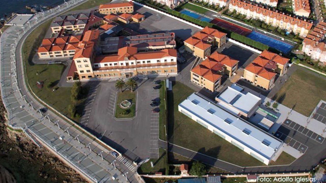 Sanatorio Marítimo de Gijón