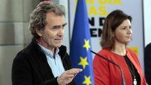 El comité técnico informa sobre los últimos datos de la pandemia en España