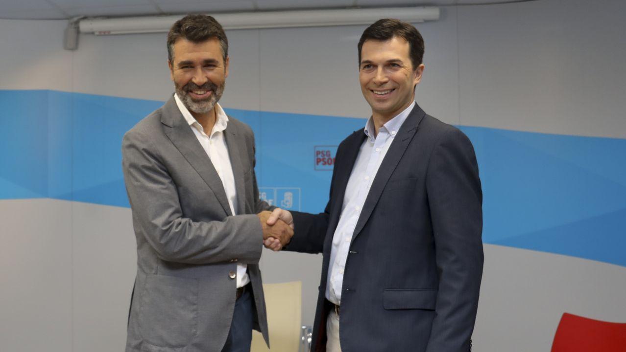 Gonzalo Caballero: así es el nuevo secretario xeral del PSdeG