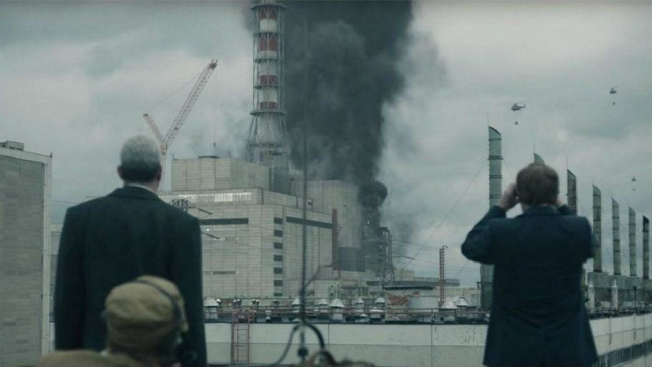 Tráiler de «Chernobyl»
