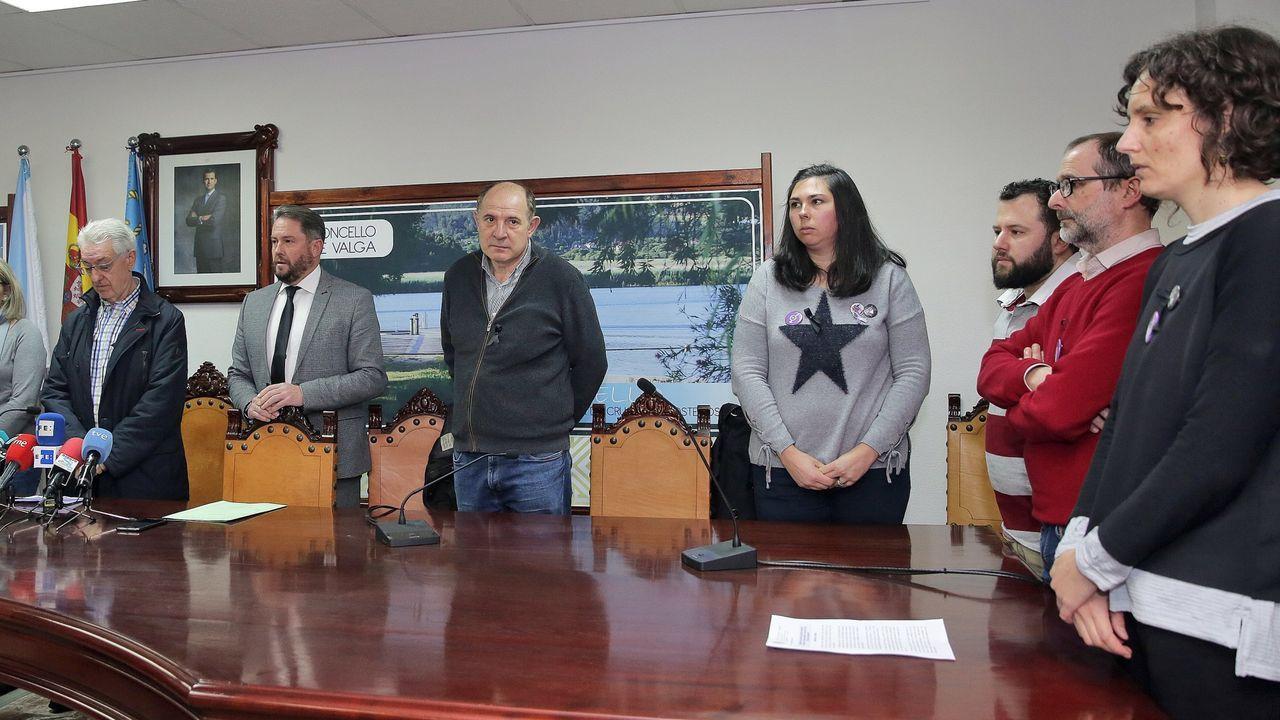 La Guardia Civil busca el cuerpo de Marta Calvo en los alrededores de Manuel.Anabel Santiago, concejal de Somos