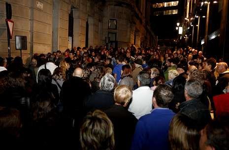 Anova se presentó en las autonómicas en un mitin masivo en Vigo con EU y sumó 28.441 votos.
