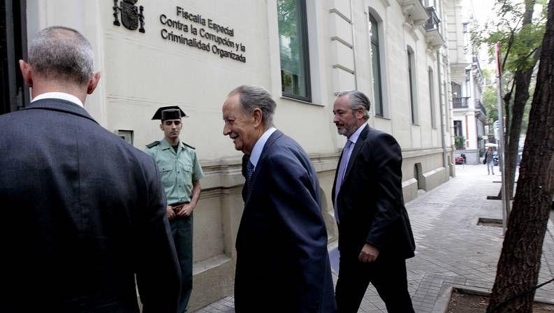 <span lang= es-es >Josep Piqué</span>. Varias veces ministro con Aznar, dejó la política al no lograr hacerse con el liderazgo del PP catalán.