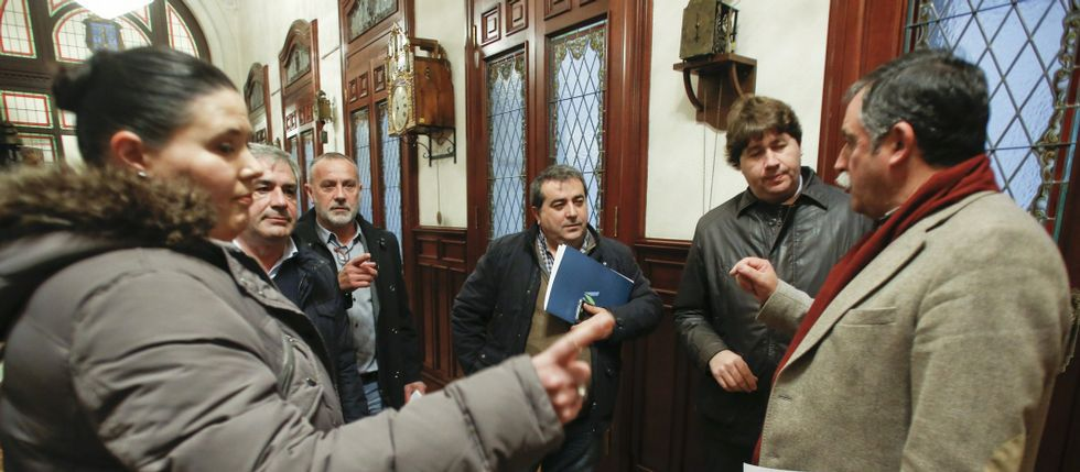 Abelardo Ulloa, en una foto de archivo