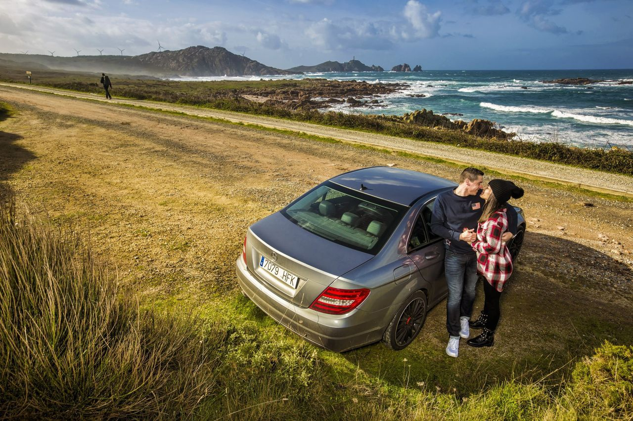 Ruta romántica en Camariñas sin separarte del coche