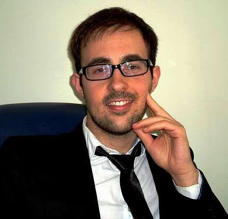 Adrián Mosquera, de 25 años.