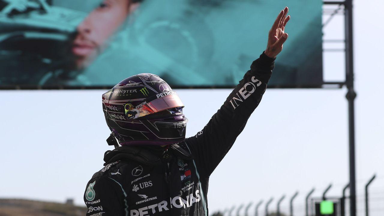Fernando Alonso en la sesión de calificación del Gran Premio de la Emilia Romaña de Fórmula Uno