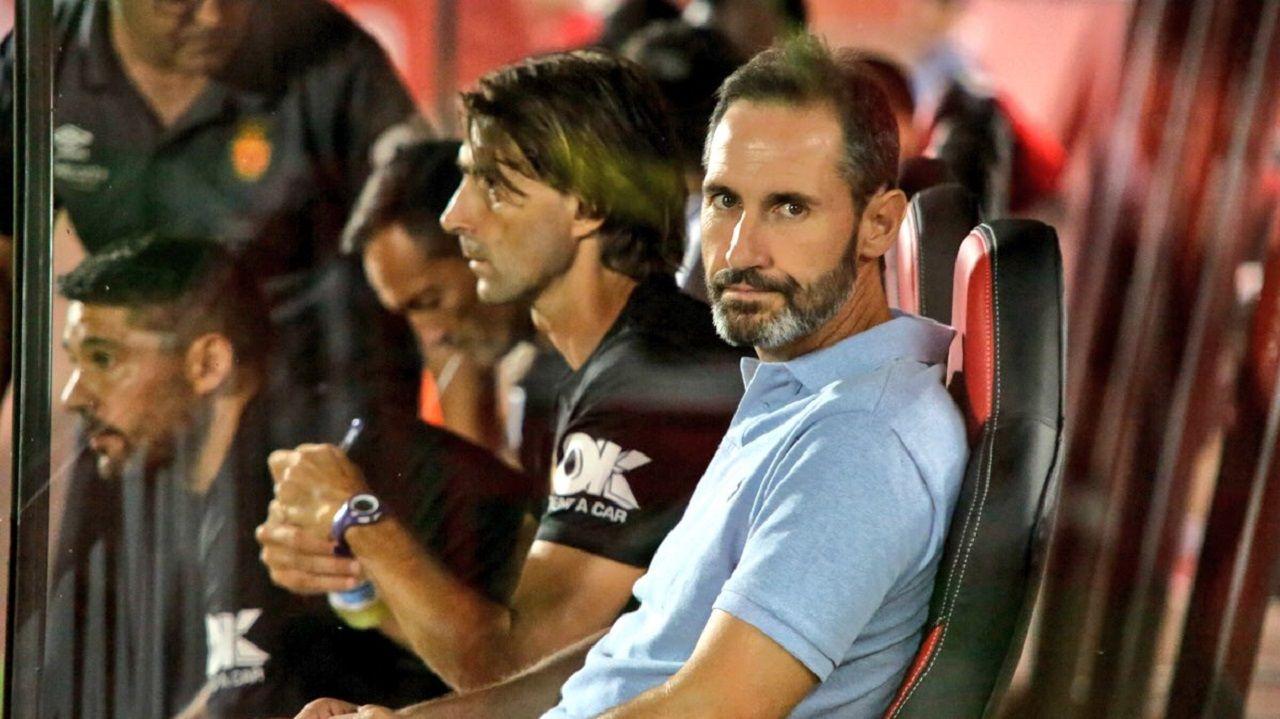 Gol Ibrahima Barcenas Real Oviedo Osasuna Carlos Tartiere.Vicente Moreno