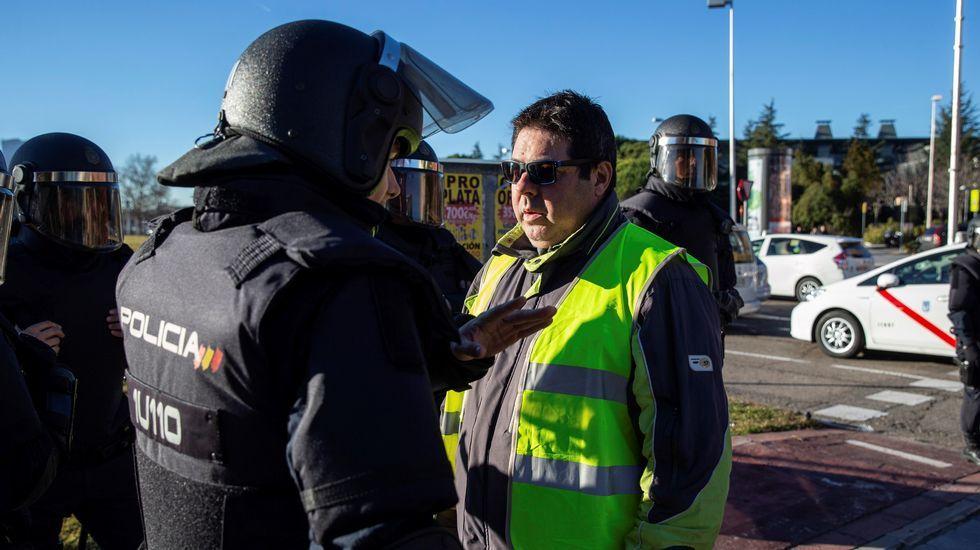 «El día que entré, lloré. Todos lloramos».José Manuel Ucha es fiscal de menores en la Audiencia Provincial de Pontevedra