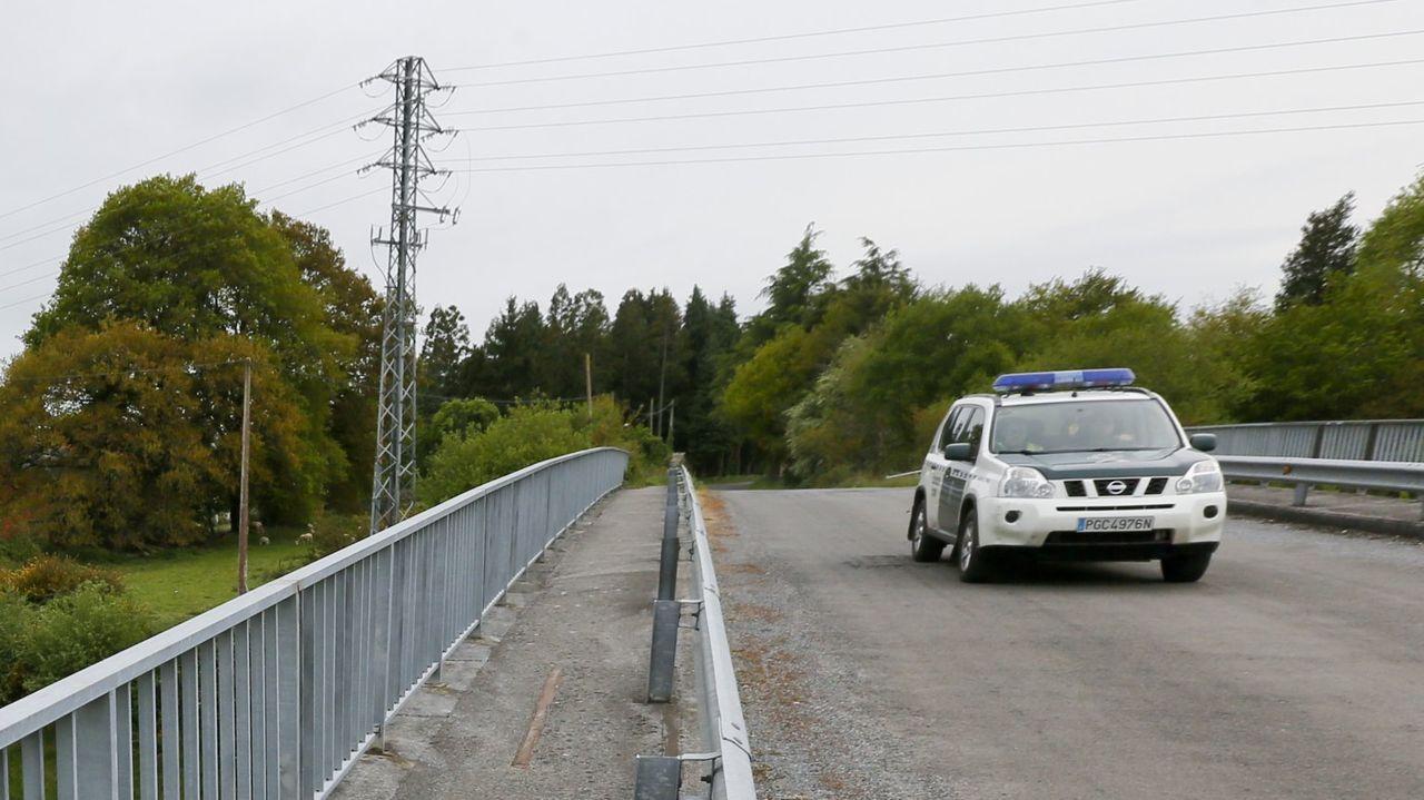 Piden alternativas al puente de Uriz, cuyo tonelaje está limitado.Cortada la N-VI en Rábade