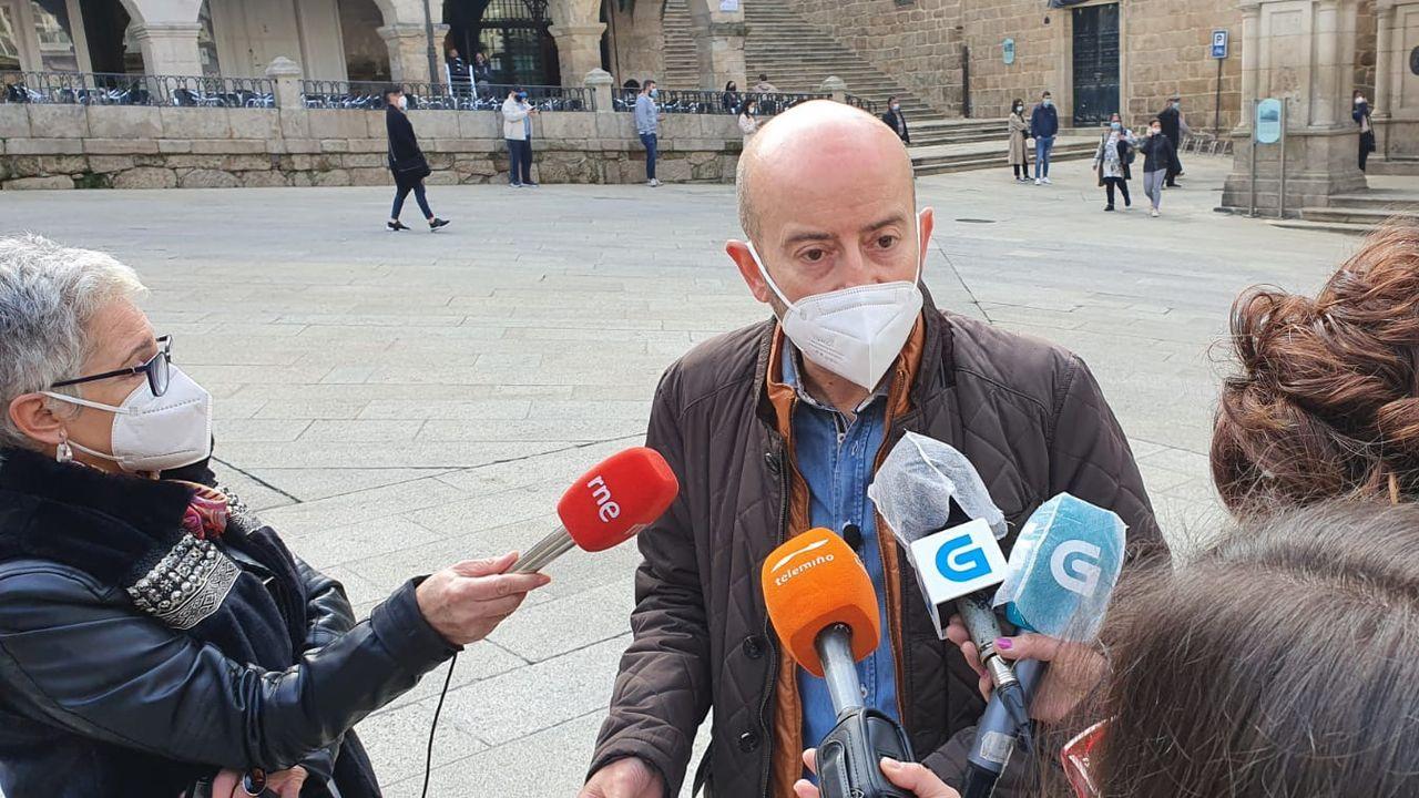 Rueda de prensa de José Araújo este jueves