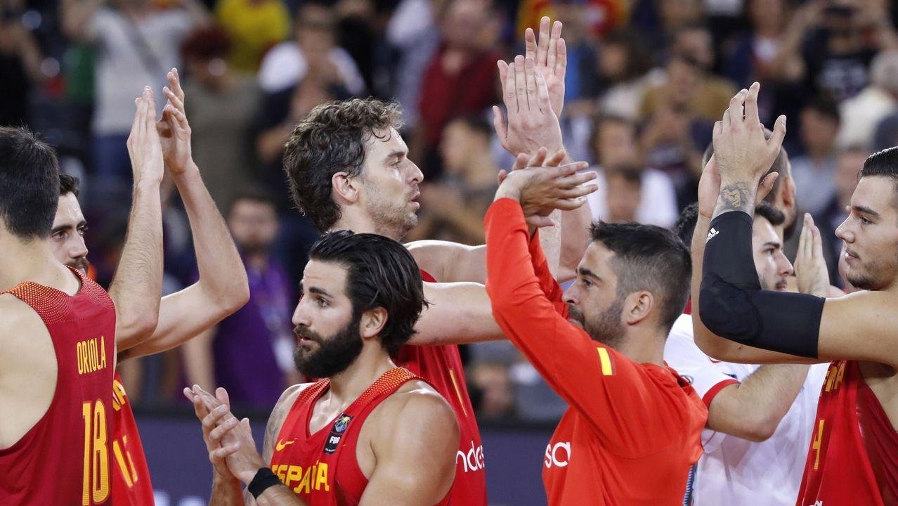 España, bronce en el Eurobásket.Marc Gasol
