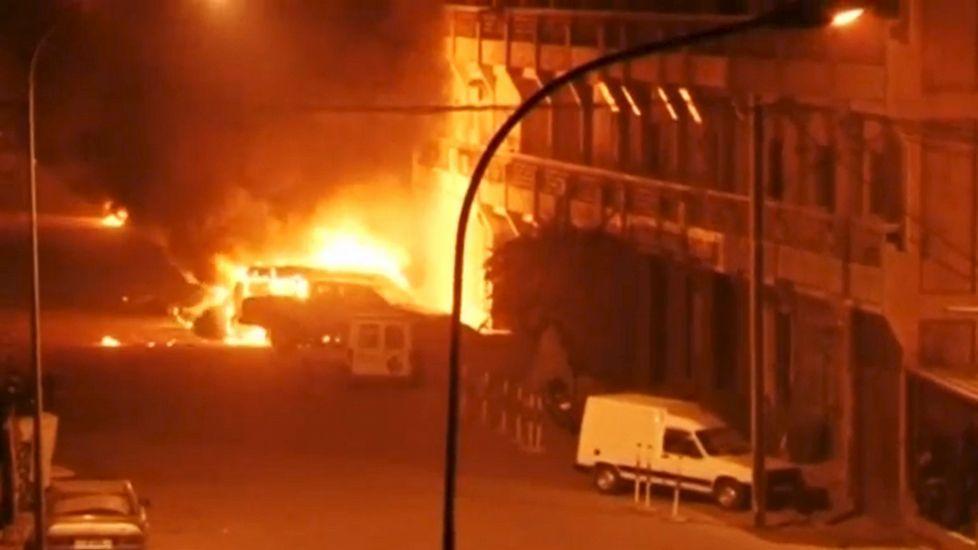 Asalto terrorista en Uagadugú