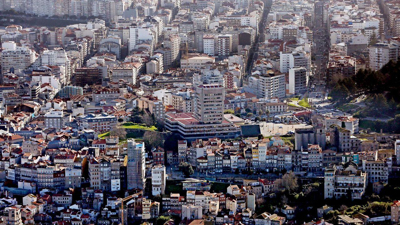 Vigo es la ciudad gallega en la que más edificios tendrán que ser revisados