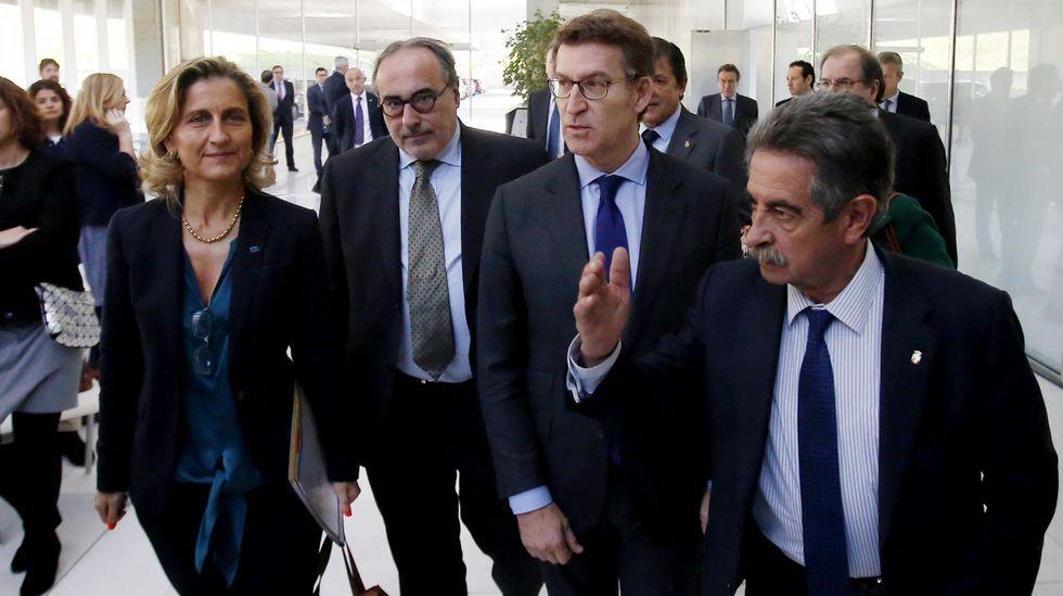 José Ignacio Ceniceros. La Rioja. El presidente del Gobierno de La Rioja se impuso 109 votos a Gamarra, alcaldesa de Logroño.
