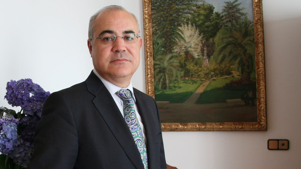 Rodrigo Rato.El magistrado Pablo Llarena, en una imagen de archivo