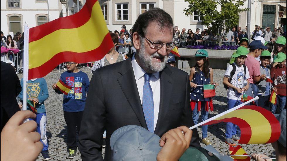 Rajoy, en vivo y en directo.El presidente del Senado, Pío García Escudero, durante la constitución de la comisión de investigación sobre la financiación de los partidos políticos promovida por el PP