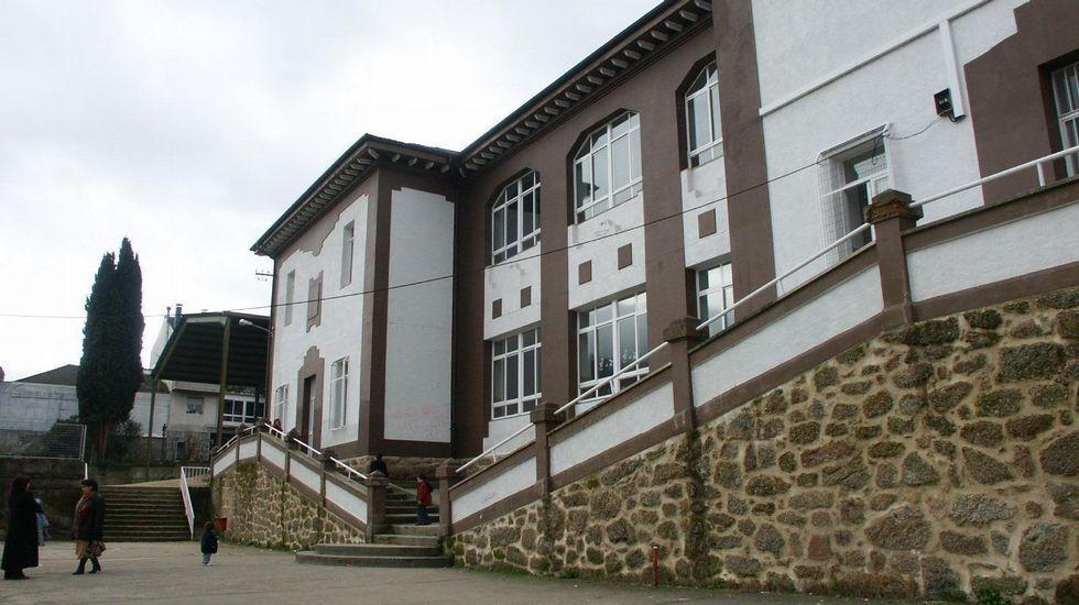 Instalaciones de Vinigalicia, del grupo de la familia chantadina Méndez Rojo