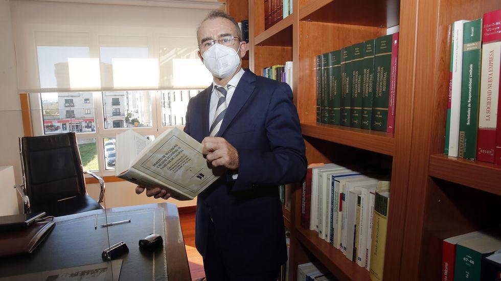 Albanés detenido por robos en viviendas de Vigo y con antecedentes por toda Galicia