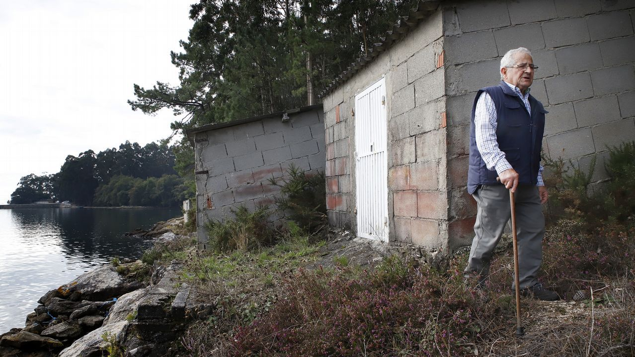 José María Vicente: «Ata me ofreceron un porco por el»