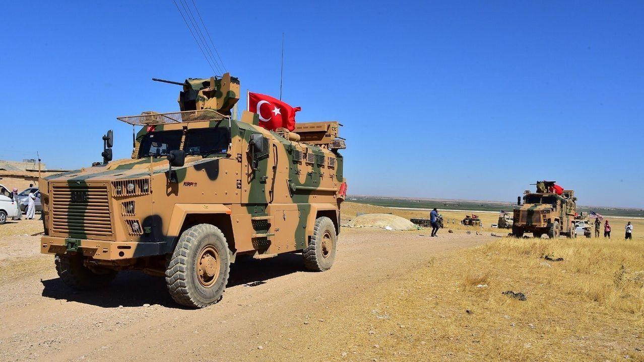 Turquía suma a sus fuerzas regulares cerca de 14.000 paramilitares del antiguo Ejército Sirio Libre