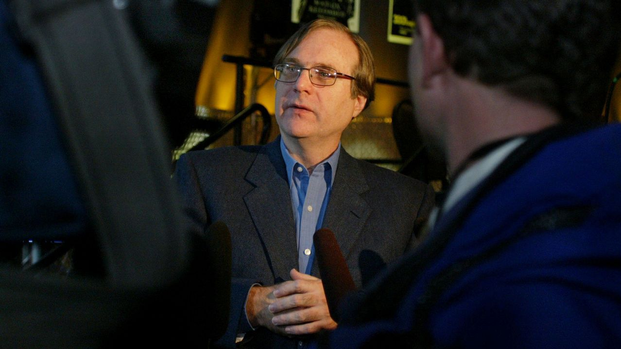 Paul Allen, cofundador de Microsoft, en una imagen de archivo