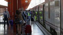 El protocolo de Renfe está pensado para los trenes y las estaciones, pero también para las dependencias de la operadora