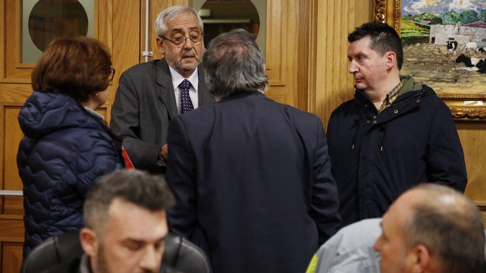 Pleno extraordinario renuncia alcalde Antonio Pérez