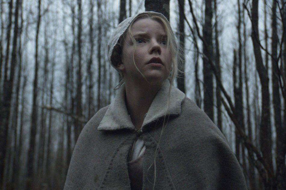 La hija mayor de la familia, Thomasin (Anya Taylor-Joy), personaje central de la trama