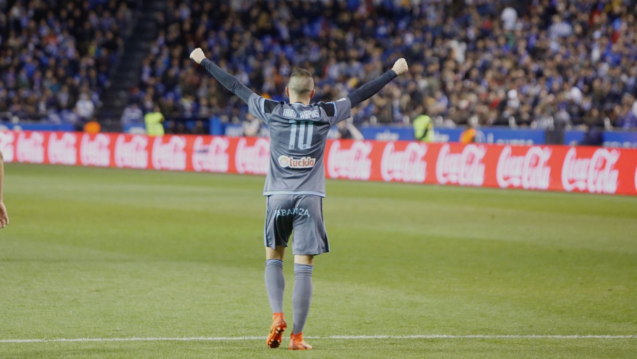 231- Deportivo-Celta (0-1) de Primera el 19 de marzo del 2017
