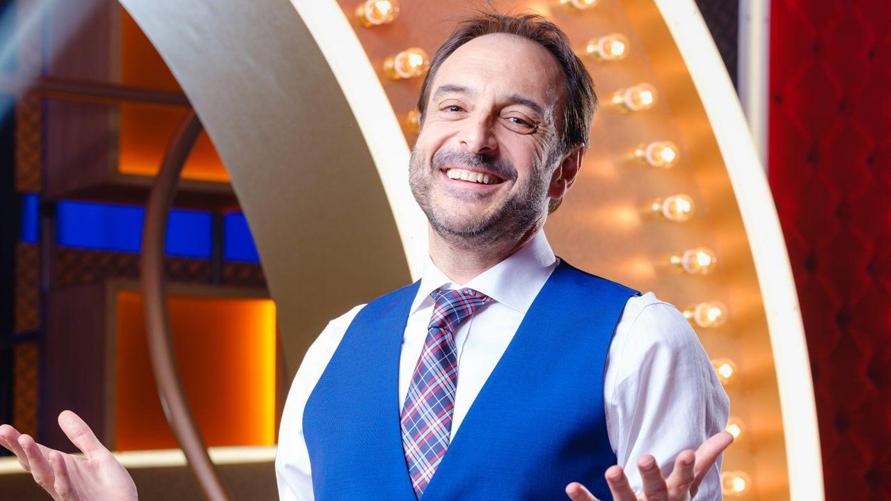 Así comienza «La noche de Rober», el nuevo programa de Roberto Vilar en Antena 3.Imagen de archivo