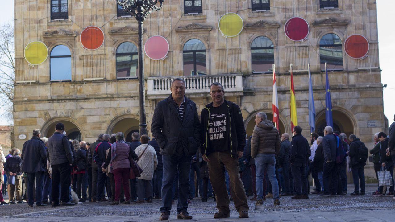 Gijon.Los colectivos vecinales y sociales son «los que marcan la agenda política» en Gijón, dice el historiador Héctor Blanco