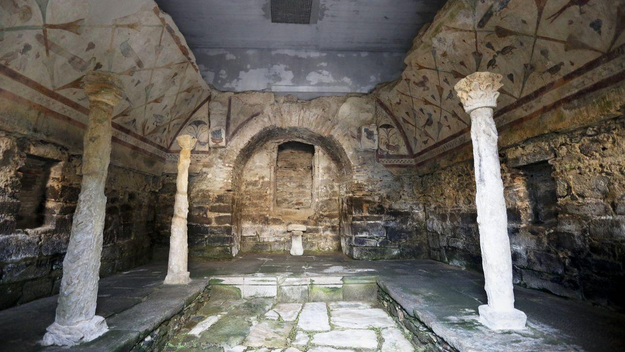Santa Eulalia de Bóveda, uno de los enigmas d ela arqueología