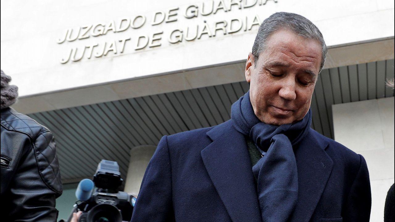 Zaplana: «Jamás participé en una adjudicación ilegal»