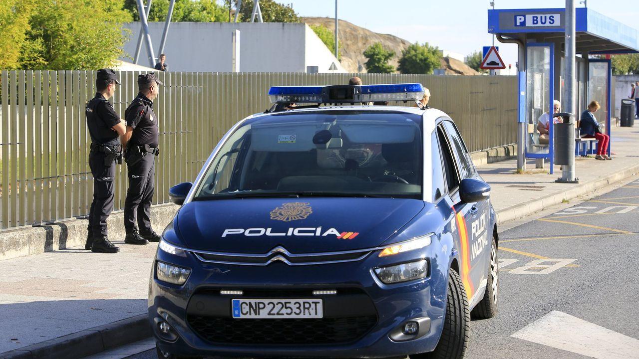 Comisaría de Policía de Oviedo