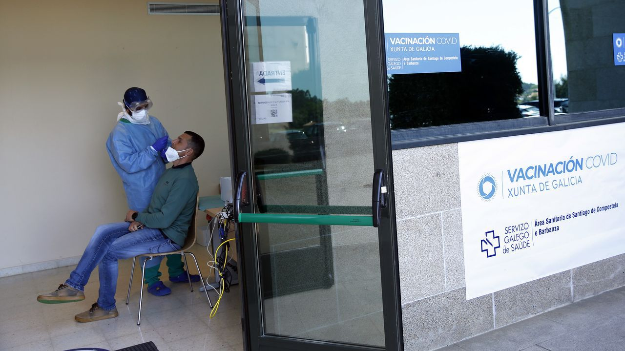 En el mes de diciembre ya se realizó un cribado poblacional en el centro de salud de Boiro