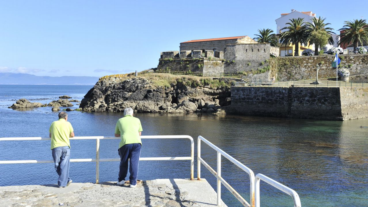 Castillo de San Carlos (Fisterra), actualmente Museo da Pesca