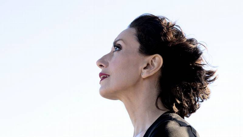 Luz Casal en una imagen promocional
