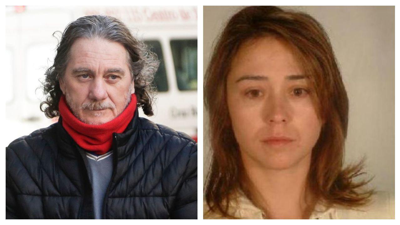 Jose Ramón Prado Bugallo, Sito Miñanco; y Tania Varela