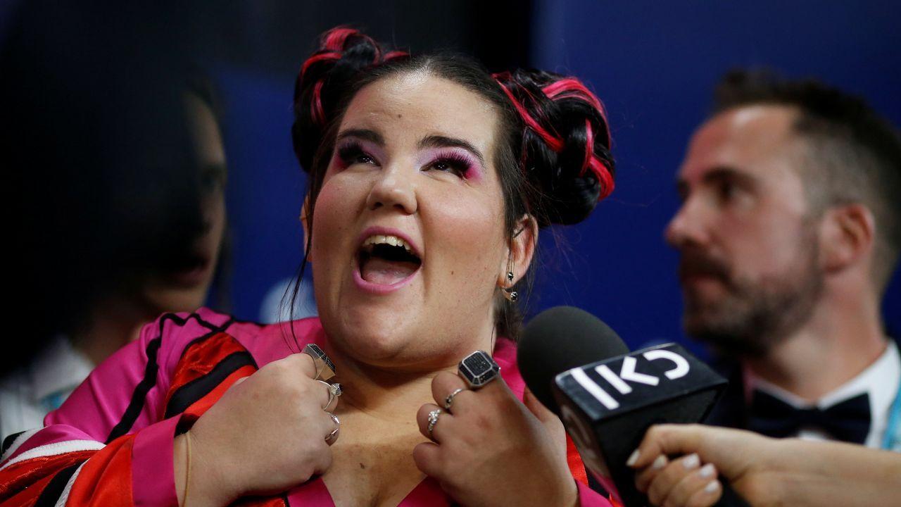 El triunfo de Netta en Eurovisión, en fotos.Messi, con la selección argentina