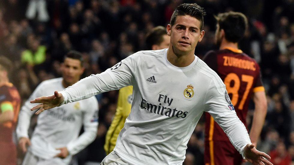 Football Leaks desvela el verdadero precio de James