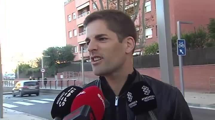 Robert Moreno sobre Luis Enrique: «Lo mejor es que quede entre nosotros. Si él quiere hablar, que hable».Eduardo Álvarez