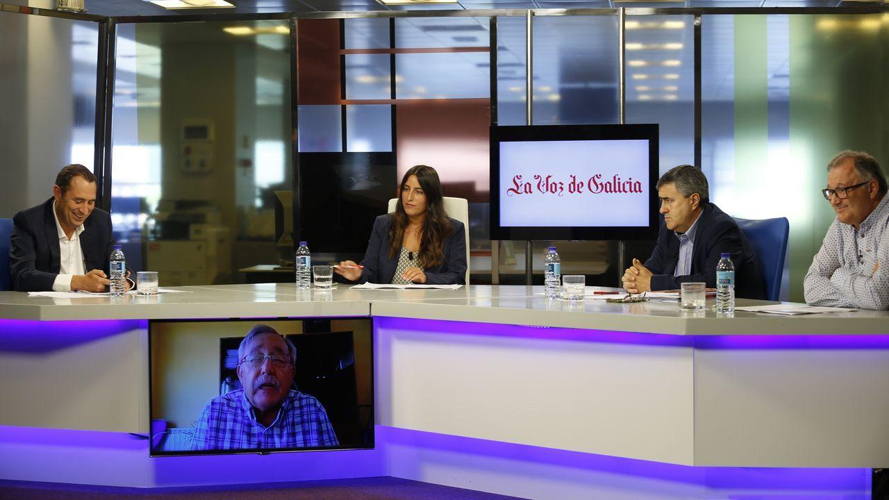 Ternera Gallega ante la crisis del covid-19: propuestas para ayudar al vacuno de carne.Fernando Garrido en una foto de archivo